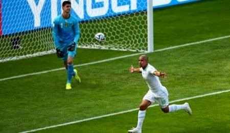 موعد وتوقيت مباراة الجزائر وكوريا الجنوبية اليوم الاحد 22- يونيو-2014 بث مباشر