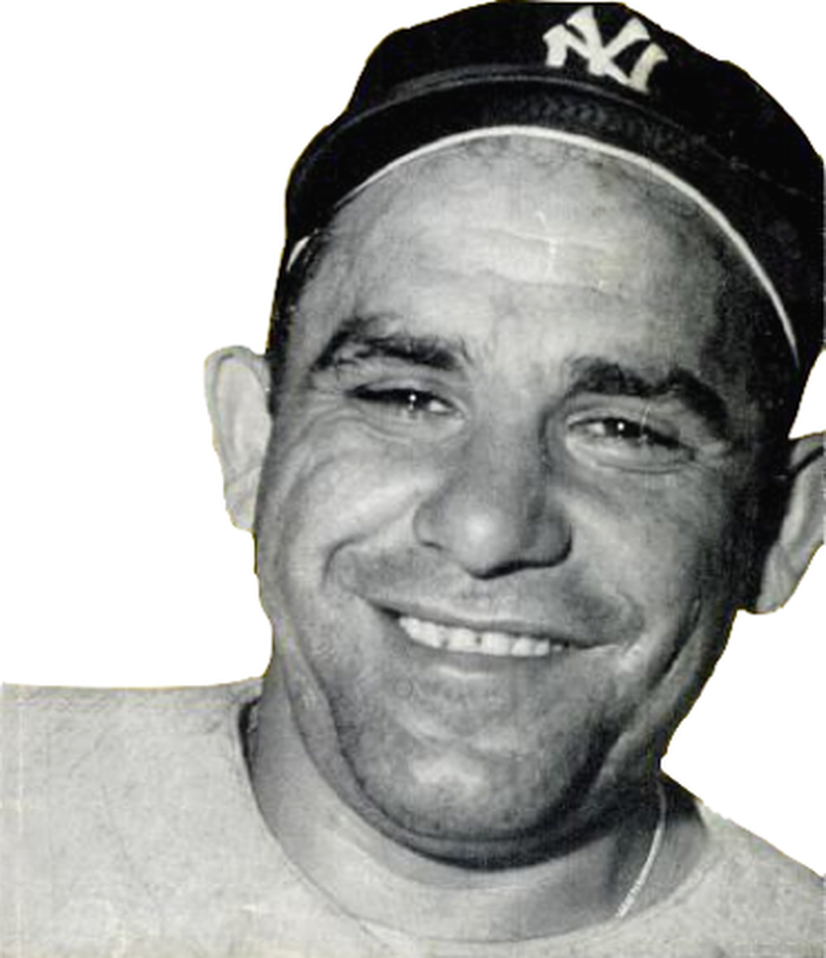 Lawrence Peter 'Yogi' Berra