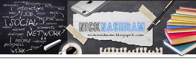 Nick Nashram