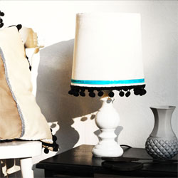 restyled lamp