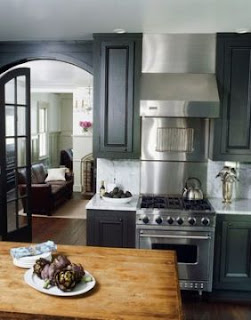 dark grey kitchen cabinets pictures