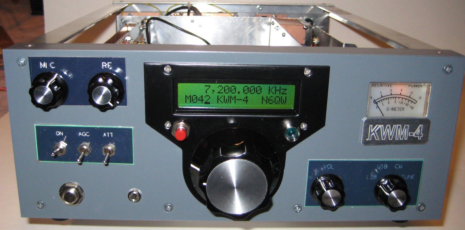 N6QW's KWM-4