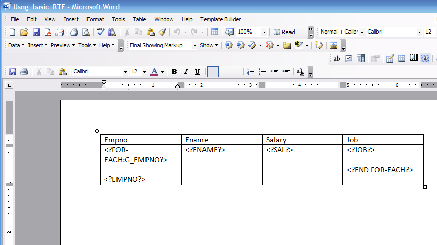 oracle concepts for you: Adding Header and footers in XML Template