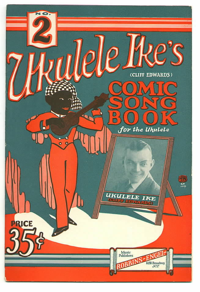 Ukulele Oldies: Ukulele Ikeu0026#39;s comic song book nu00b02