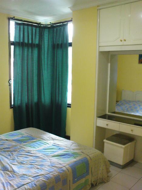 Interior Apartemen 2 Kamar