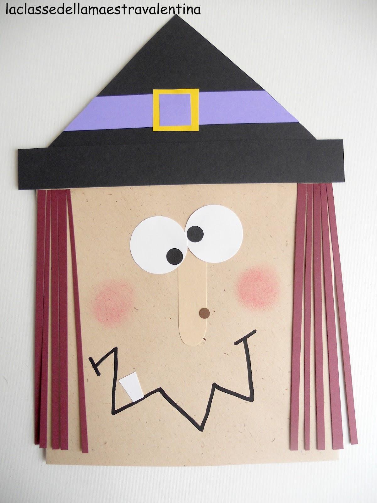 La classe della maestra valentina halloween party for La classe della maestra