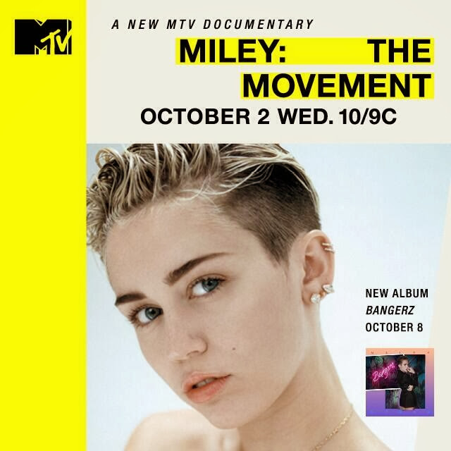 Miley: The Movement (2013)