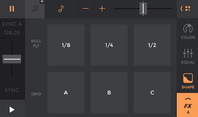 Edjing PRO - Mixer DJ Musik v1.2 Apk-screenshot-2