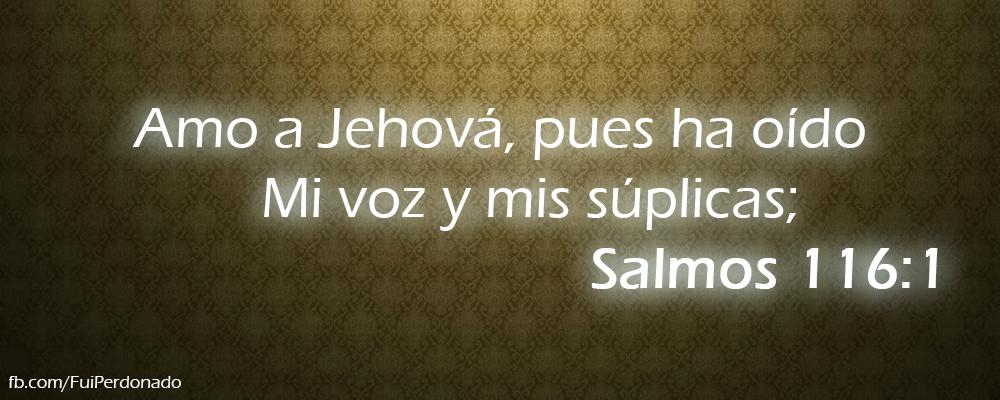 Salmos 116:1