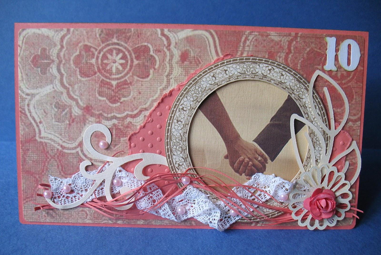 Как сделать своими руками открытку на годовщину свадьбы своими руками 98
