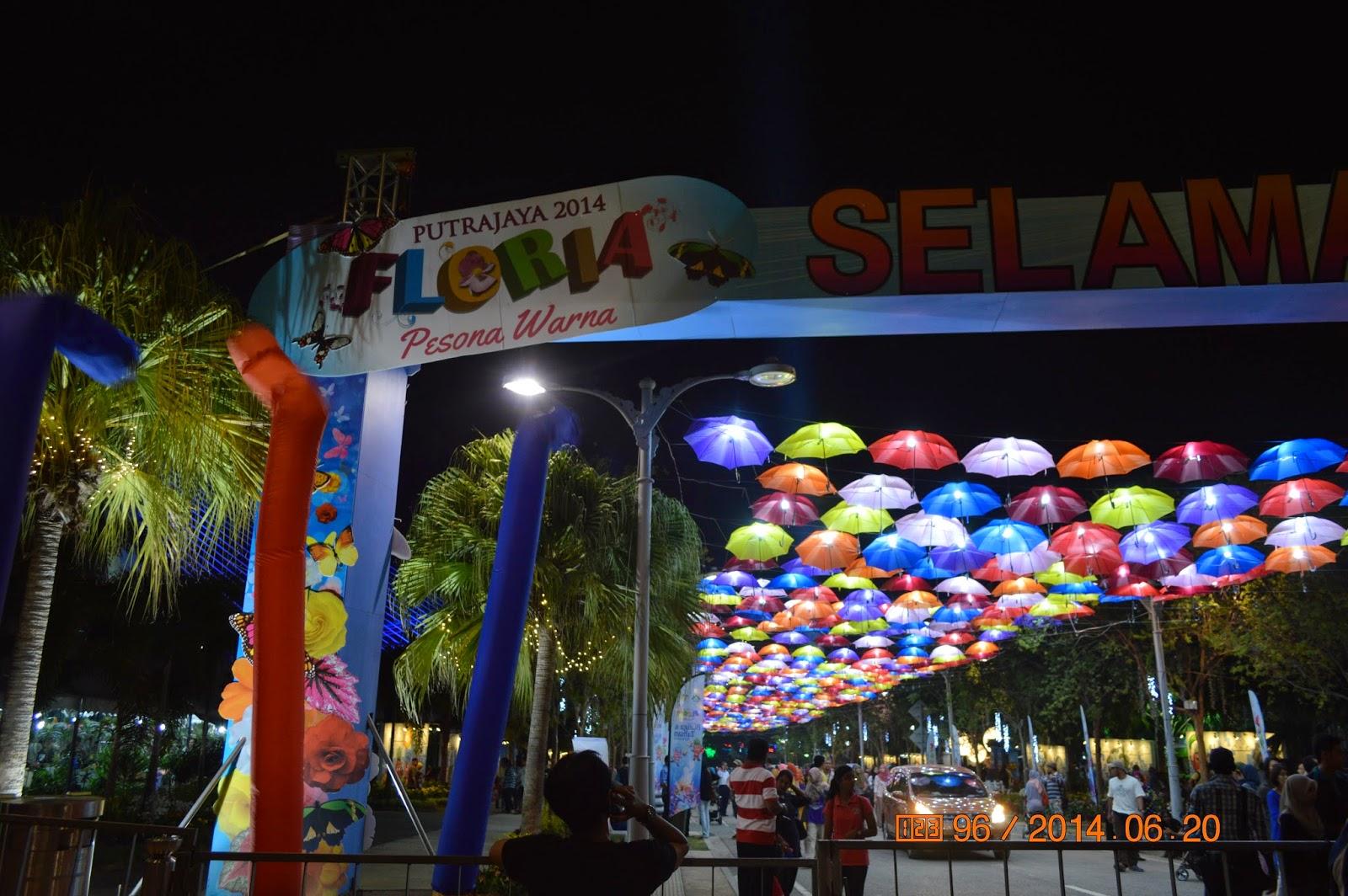 Pesta Floria Putrajaya 2014