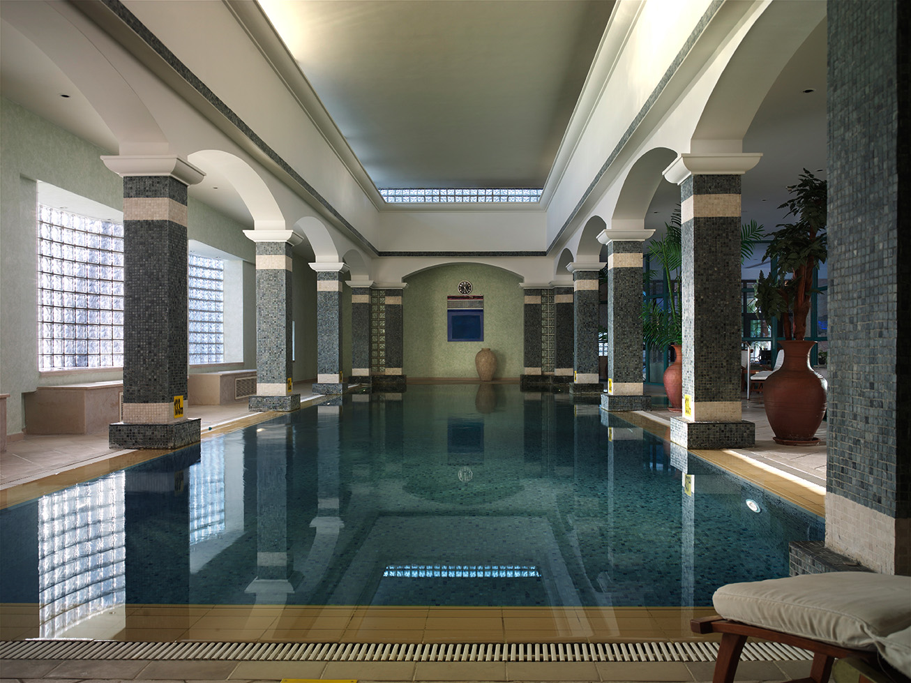 Review intercontinental amman london on the inside for A to z salon amman