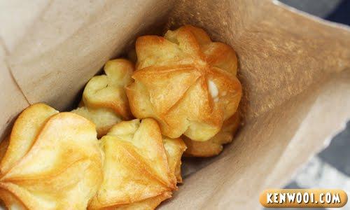 malacca durian puff