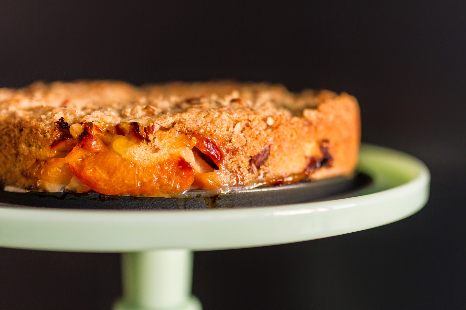 The Joy of Cooking's Apricot Kuchen