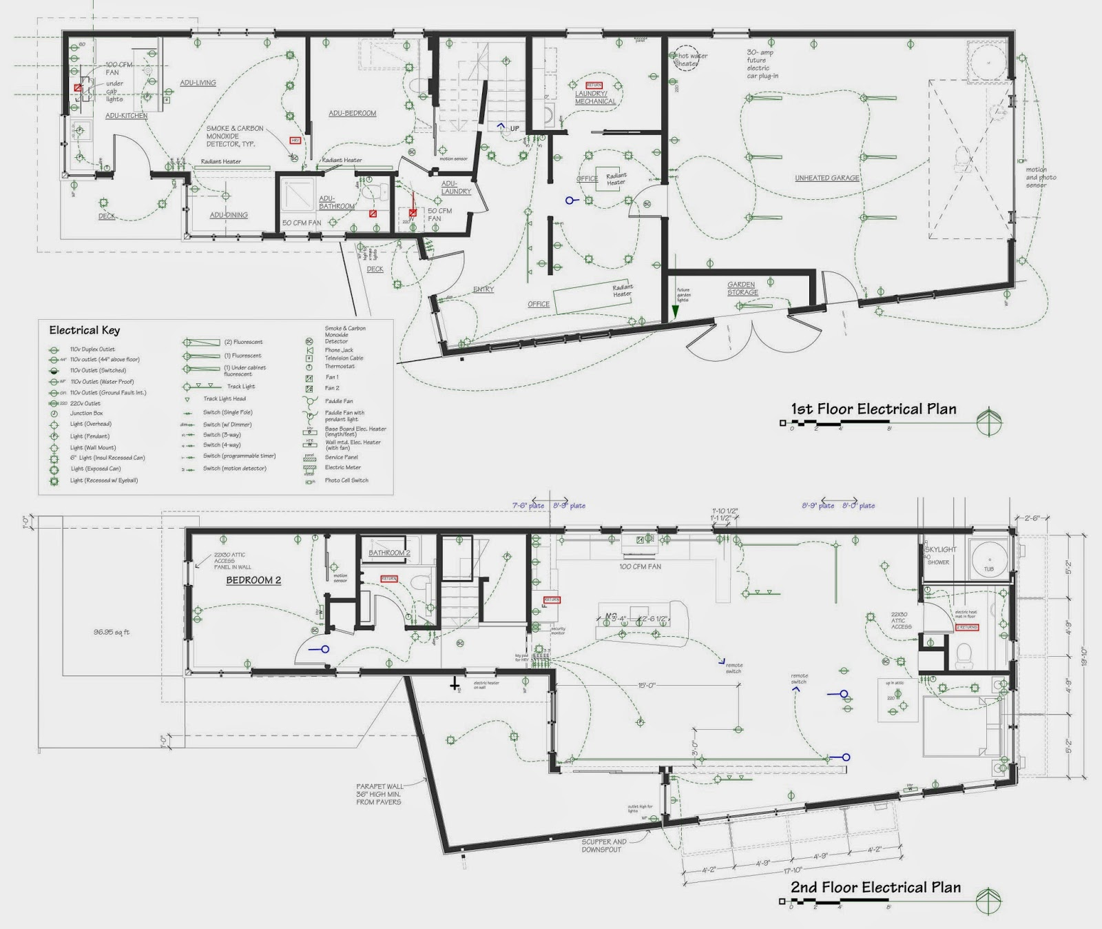 How To Create House Electrical Plan Easily With Regard To: Details Of Home: June 2014