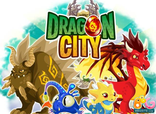 dragons on dragon city