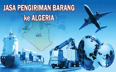 EKSPEDISI MURAH KE ALGERIA