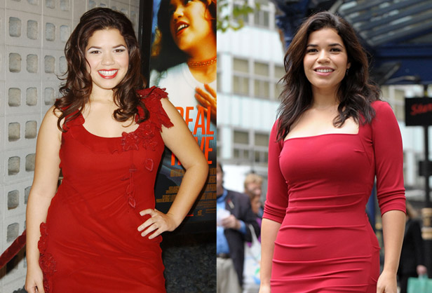 America Ferrera Weight Loss Before and After