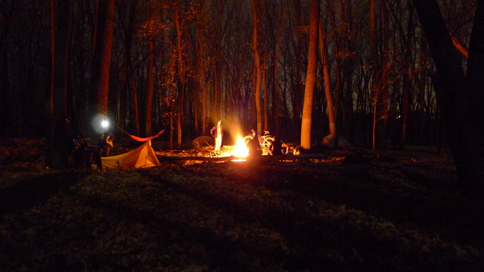 """"""" FULL ON """": Camp Out"""