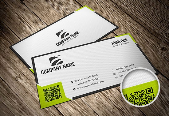 Freebie: 9 Free Business Card Templates (PSD) | Meng Loong