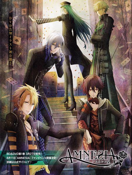 Amnesia anime 2013