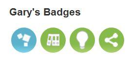 MosiacHub Badges