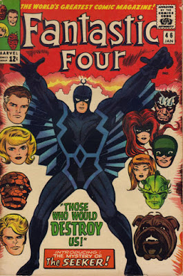 Fantastic Four #46, Black Bolt