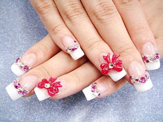 NailArt 101: Unique 3d Nail Designs Photos