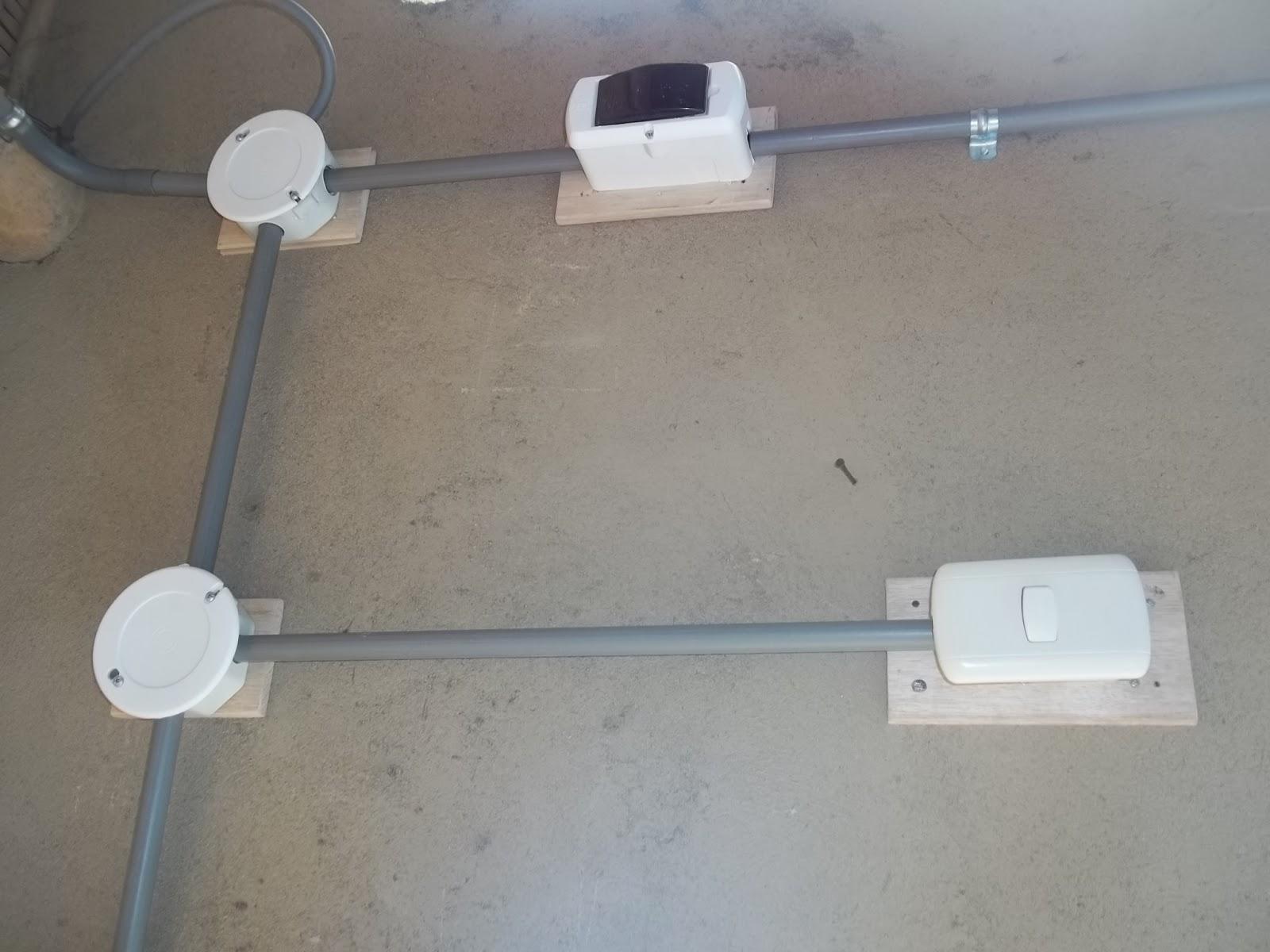 Instalacion electrica domiciliaria comite integral del sistema electrico rural pampa concon - Tuberia para instalacion electrica ...