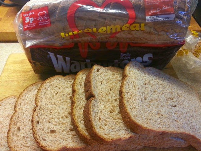 Warburtons and the British Heart Foundation Big Red Heart-Healthy Breakfast