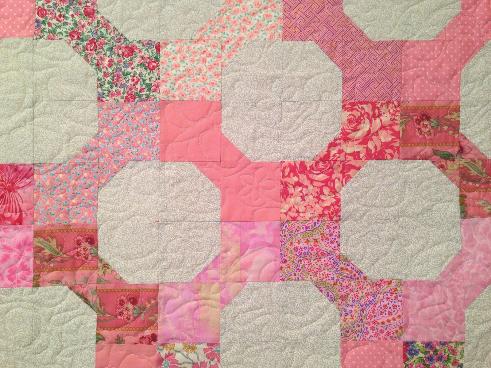 Peggy Krebs Bow Tie Quilt