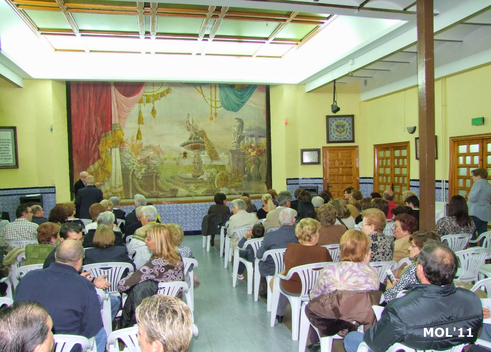 I MOSTRA DE SAINETS EN LLENGUA VALENCIANA, MANISES 2006.