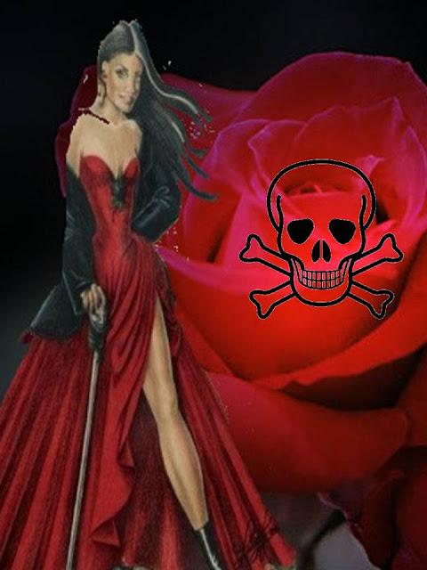 rosas y calaveras (dibujos propios) Taringa! - Imagenes De Calaveras Con Rosas