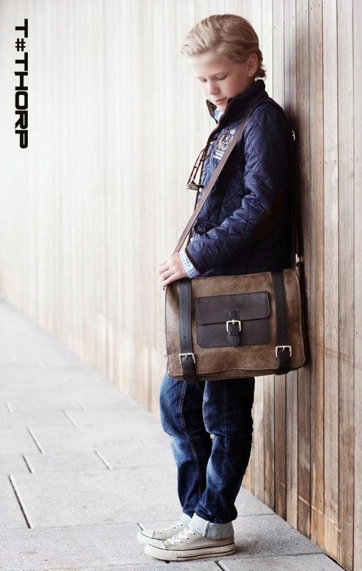 T#Thorp, Skinnveske, Messengerbag, Norsk design, Scandinavian Design