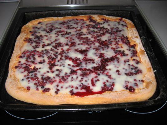 Как сделать пирог со сметаной