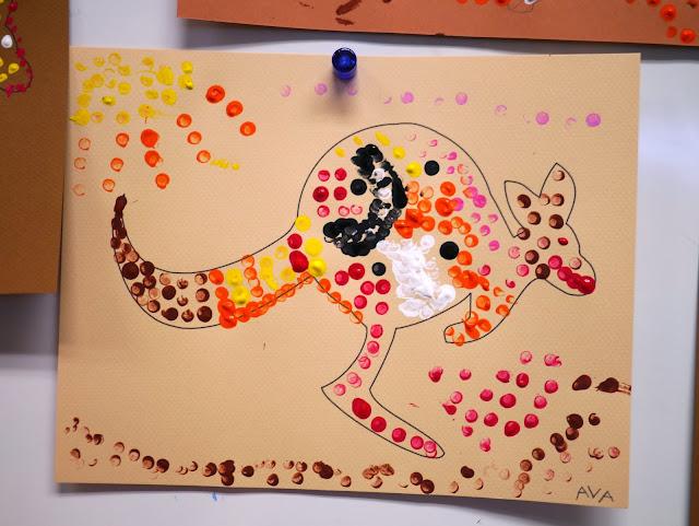 aboriginal art activities for preschoolers hiccups aboriginal dot activity 248