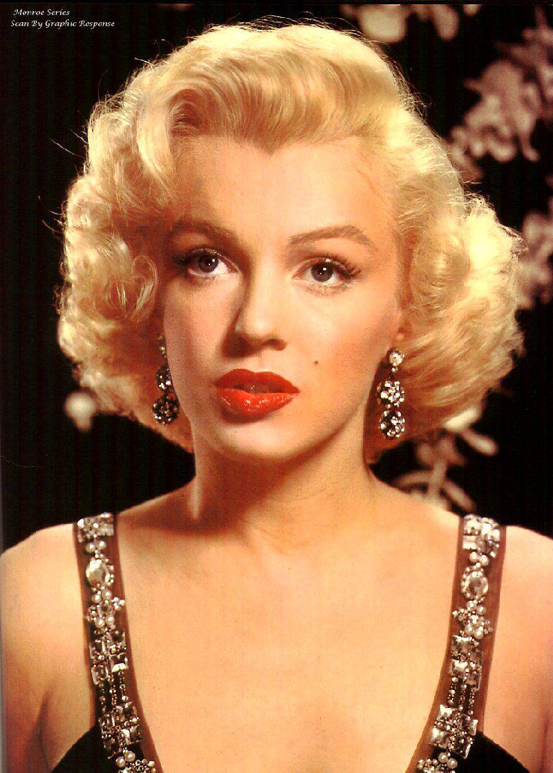 Marilyn And A Movie Daniella Kronfle