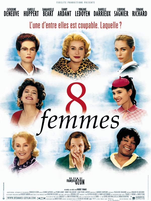 http://descubrepelis.blogspot.com/2012/03/8-mujeres.html
