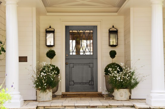 southern front doorsSweet Tea and Southern Living Summer Front Door