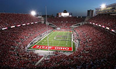 Ohio State Football 2013 Unbelievable Stadium Atmosphere Hd Desktop Wallpaper