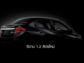 Honda Brio Sedan