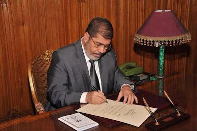 Inilah Kandungan Pokok Konstitusi Mesir 2012 Terbaru