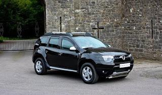 Dacia Duster esta siendo un top ventas