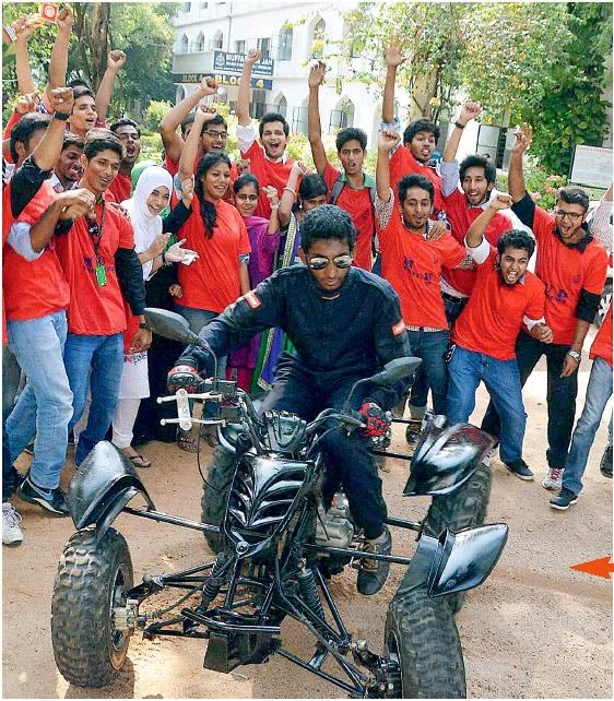 Quad-Bike Syed Furqan Ali