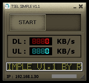 Inject Telkomsel Simple V1.1 23 Oktober 2015