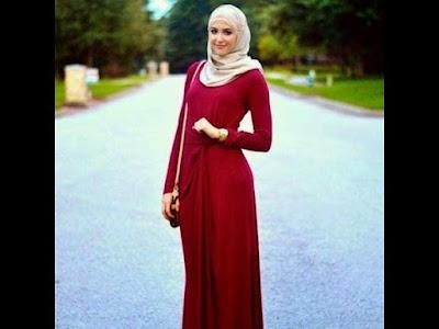 trend hijab minimalis
