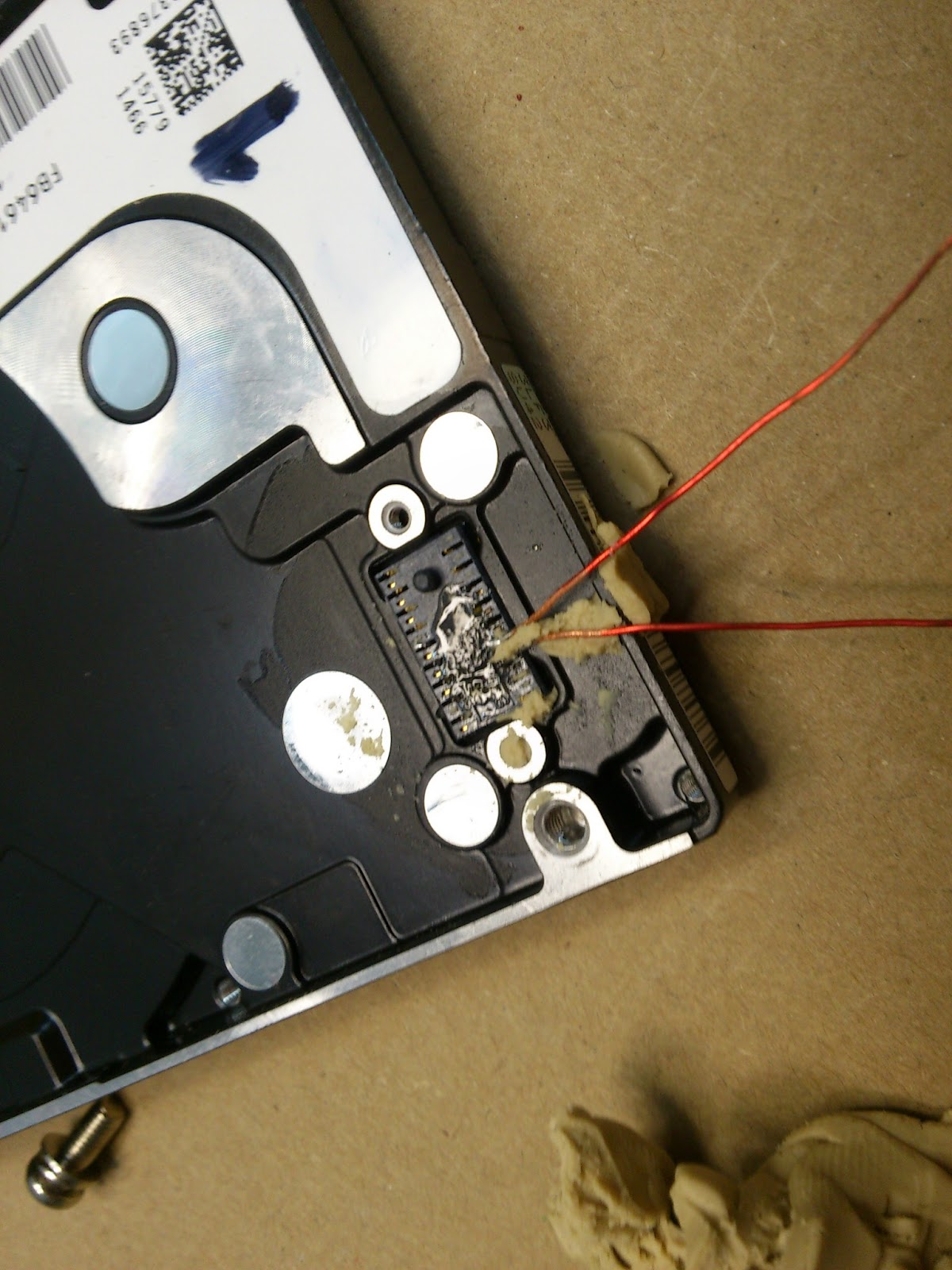 Svensters arduino laser show i