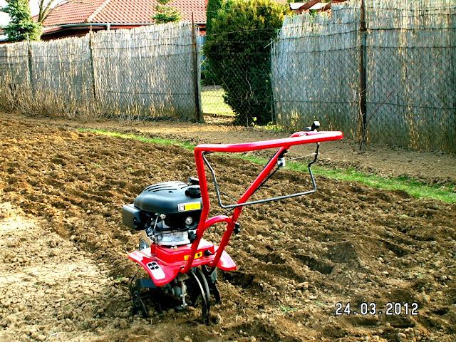 Rotavátor - Kultivátor MTD T/205