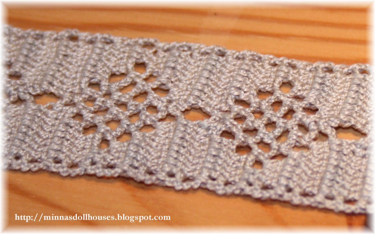 CROCHETED FREE PATTERN RUNNER TABLE Crochet Projects