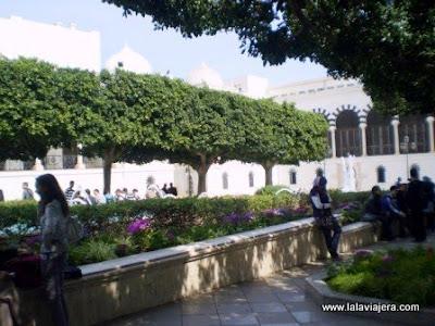 Place Gouvernement, Medina Tunez